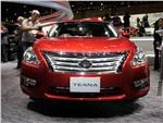 Nissan Teana - Nissan Teana 2014 вид спереди