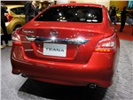 Nissan Teana - Nissan Teana 2014 вид сзади