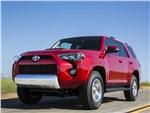 Toyota 4Runner - Toyota 4Runner 2013 вид спереди