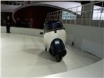 Toyota i-Road concept 2013 вид сзади