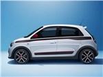 Renault Twingo 2014 вид сбоку