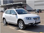 Brilliance V5 2014 вид сбоку