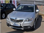 Brilliance V5 2014 вид спереди фото 2