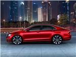 Volkswagen NMC Concept 2014 вид сбоку