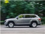 Volkswagen Teramont 2018 вид сбоку