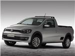 Volkswagen Saveiro 2013 вид спереди