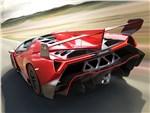 Lamborghini Veneno Roadster - Lamborghini Veneno Roadster 2014 вид сзади