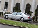 Mercedes-Benz S-Klasse 1997 вид сбоку