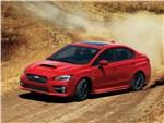 Subaru WRX - Subaru WRX 2015 вид сбоку 3/4