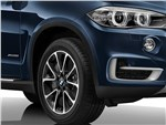 BMW X5 Security Plus concept 2013 передняя фара