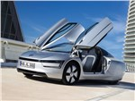 Volkswagen XL1 - Volkswagen XL1 2013 вид сбоку