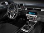Chevrolet Camaro - Chevrolet Camaro Z/28 2014 водительское место