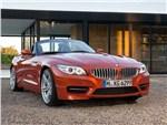 BMW Z4 2013 вид спереди