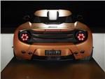 Lamborghini 5-95 Zagato 2014 вид сзади