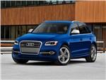 Audi SQ5 V6 3.0 TFSI 2013 вид спереди