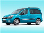 Citroen Berlingo Trek 2012 вид сбоку