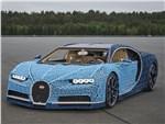 Bugatti Chiron из LEGO
