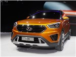 Hyundai ix25 concept 2014 вид спереди
