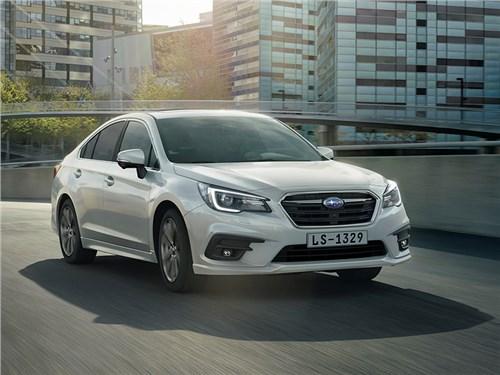 Subaru Legacy возвращается в Россию. Известны цены
