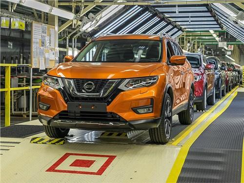 Новость про Nissan X-Trail - Nissan X-Trail