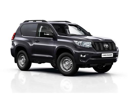 Новость про Toyota Land Cruiser Prado - Toyota Land Cruiser Prado