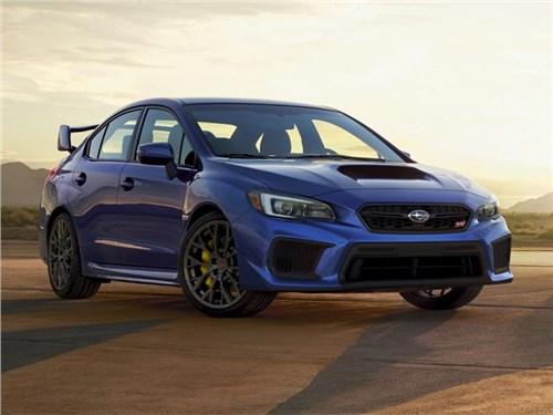 Новость про Subaru WRX STI - Subaru WRX STI