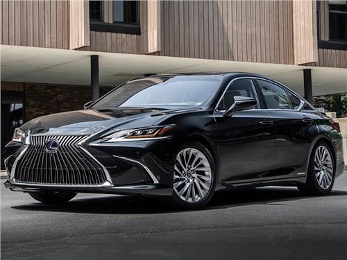 Новость про Lexus ES - Lexus ES