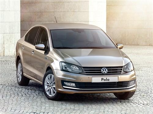 Новый седан Volkswagen Polo могут построить на модульной платформе