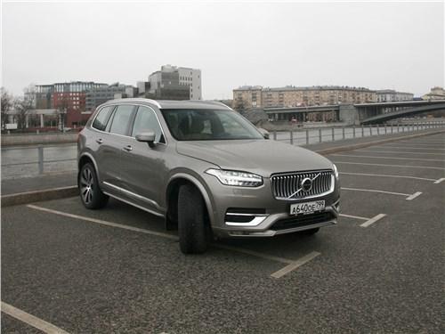 Volvo XC90 - volvo xc90 2020 шведская история в отдельно взятой семье