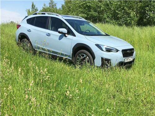 Subaru XV - subaru xv 2018 а ты точно кроссовер?