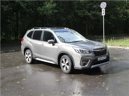 Subaru Forester - subaru forester 2019 о вопросах обстоятельности