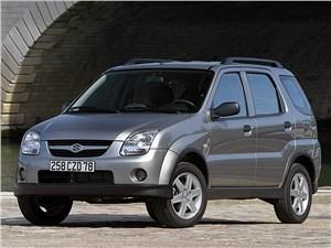 Промежуточное звено (Fiat Panda, Suzuki Ignis, Suzuki Liana, Subaru Impreza) Ignis