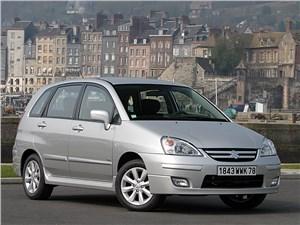Промежуточное звено (Fiat Panda, Suzuki Ignis, Suzuki Liana, Subaru Impreza) Liana