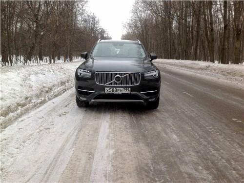 Volvo XC90 - volvo xc90 2015 не прощаемся