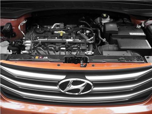 Предпросмотр hyundai creta 2016 двигатель