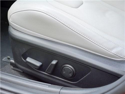 Hyundai Elantra (2021) регулировки кресла