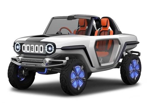 Suzuki рассекретила внедорожник следующего века