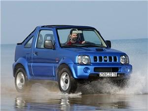 Предпросмотр suzuki jimny convertible 2004 в динамике