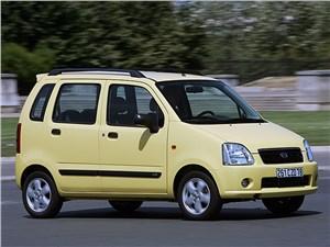 Предпросмотр suzuki wagon r+ 2004 в динамике