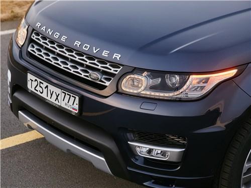 Предпросмотр land rover range rover sport 2017 передняя фара