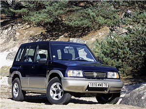 По асфальту и не только (Land Rover Freelander, Nissan X-Trail, Suzuki Grand Vitara) Grand Vitara