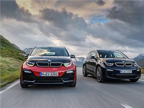 Новость про BMW i3 - BMW i3
