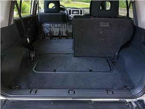 Предпросмотр suzuki grand vitara 5d 2004 багажник