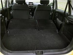 Предпросмотр suzuki wagon r+ 2004 багажник