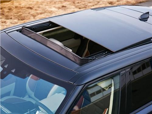 Land Rover Range Rover Sport 2017 люк в крыше