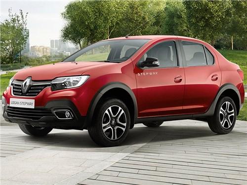 Renault показала Logan Stepway