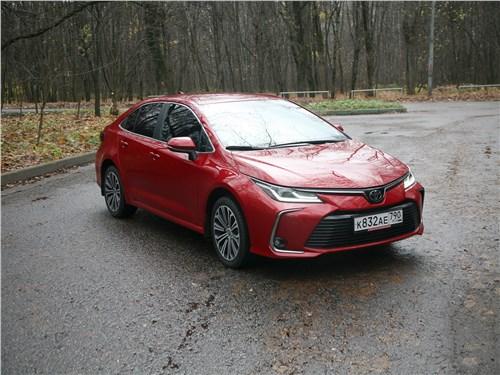 Toyota Corolla - toyota corolla 2019 новая значит лучшая?
