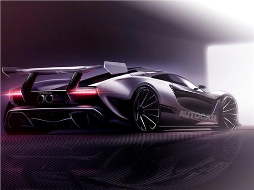 McLaren готовит новый гиперкар