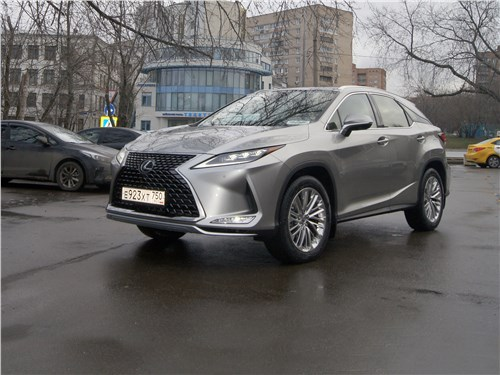 Lexus RX - lexus rx 350 2020 гендерно-нейтральный