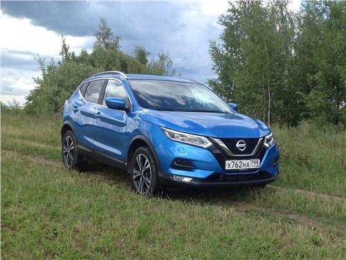 Nissan Qashqai - nissan qashqai 2018: торжество здравого смысла